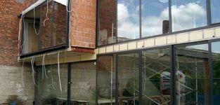 Glaswerken Goossens bvba - Turnhout - Renovatie