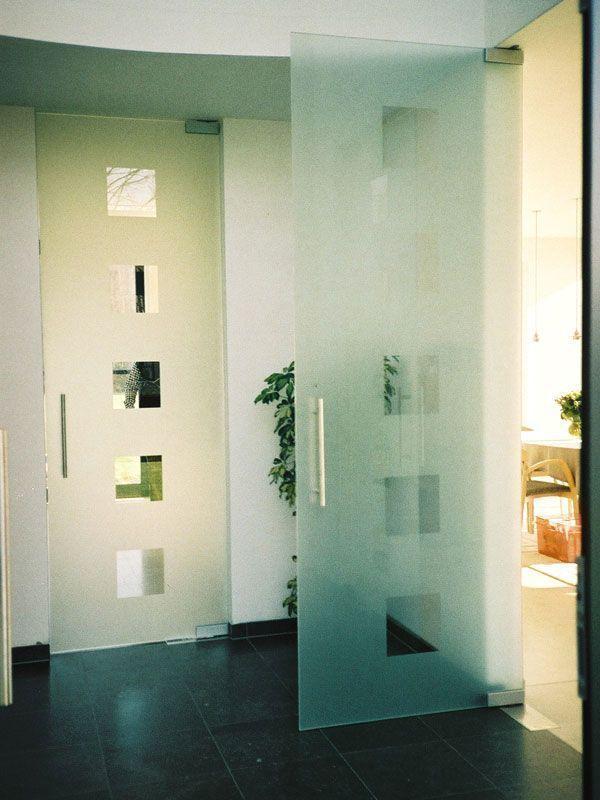 Glaswerken Goossens - GLAZEN DEUREN & WANDEN